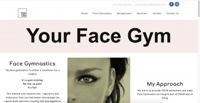 Your Face Gym
